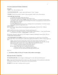 mla scientific paper 26 images of mla research outline template diygreat com