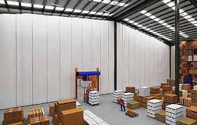 insulated warehouse curtains