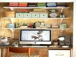 office closet organizer. Small Home Office Organization Ideas Closet Organizer Desk