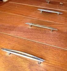 Mid Century Modern Brass Cabinet Knob Brass Drawer Pulls Cabinet