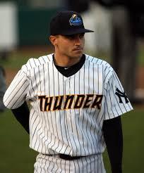 Steve Garrison returned to Trenton Thunder after making his major league  debut; Trenton loses to Richmond, 3-2 - nj.com