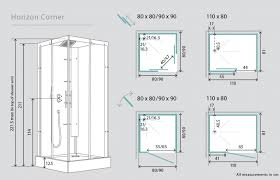 fantastic bathroom standard shower stall size dimensions photo shower ideas az36