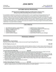 Provided Customer Service Resumes Samples Of Resumes For Customer Service Medical Sales Resume Sample