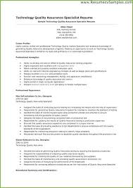 Qc Resume Samples Quality Control Technician Resume Skinalluremedspa Com