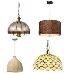 suspended chandeliers