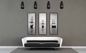 Modern Black And White Living Room Black And White Interiors Inmyinterior