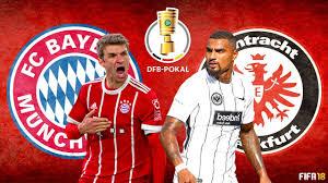 FIFA 18 | Bayern Munich vs Eintracht Frankfurt | DfB Pokal Final 2018  Highlights & Goals
