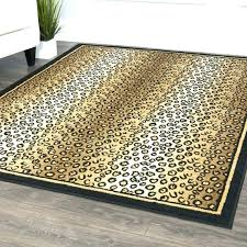 leopard area rug animal print with rugs plus home depot together target round