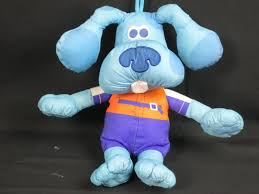 blues clues green puppy plush. BLUES CLUES PUPPY DOG BATH Green Puppy Blues Clues Plush