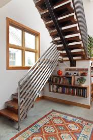 Two Staircase Storage Under The Stairs