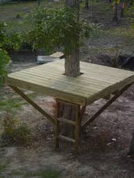 How to make a simple treehouse Hope Grandma can make this My