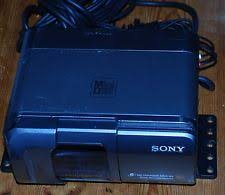 sony mdx220 sony 6 disc minidisc changer and cables mdx 65 good working order