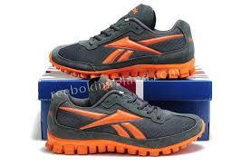 reebok running shoes realflex. reebok realflex men running shoes dark grey orange realflex