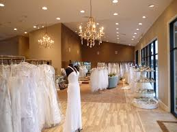 Bridal Shop Again There Is Absolutely No Life Visible Here