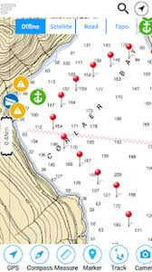 Minnetonka Lake Offline Gps Nautical Charts For Android