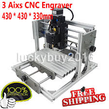 mini diy cnc 2417 mill router kit usb desktop metal engraver pcb milling machine 1 of 10only 5 available