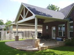 simple standing patio cover plans free standing awesome we construct and build roof extensions to blend in to o