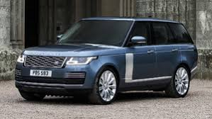 2018 land rover models. perfect models 2018 range rover  front threequarter picture  1 and land rover models