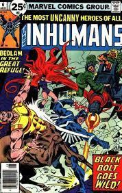 The Inhumans Volume Comic Vine Inhumans Comics Batman Comic Books Comics