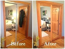 how to install door bottom hanging sliding closet doors with how to install sliding closet door