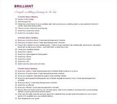 Free Beautiful Wedding Guest List Itinerary Templates Free Wedding ...
