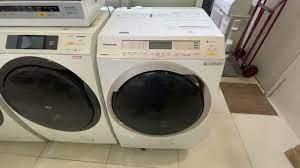 Máy giặt kiêm sấy khô quần áo Panasonic NA-VX5E6L date 2019 hàng lướt -  0947886123 - YouTube