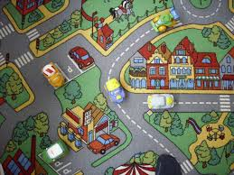 cars rug for kids