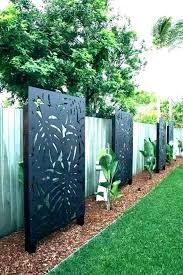 decorative privacy screens indoor outdoor screen panels wood garden scre