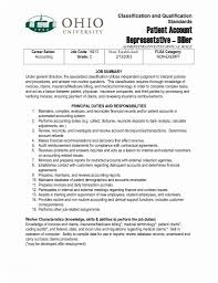Patient Services Representative Resume Sample Patient Service