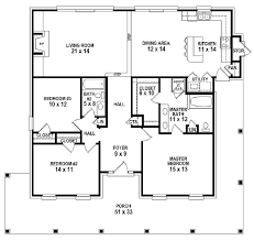 single level floor plans dazzling design inspiration 2 bedroom single story house plans best small farmhouse