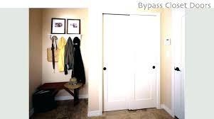 sliding closet door repair fix unique design doors los angeles bifold rep custom closet doors