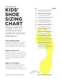 Toddler Foot Measure Chart 80 Exhaustive Womens Foot Width Chart