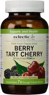 Eclectic Institute Berry Tart Cherry, Whole Food ... - Amazon.com