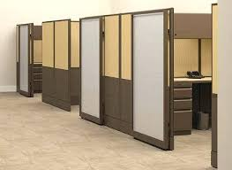 office cube door. Cubicle Sliding Door Cube Office With Quartet Doors Phenomenal L