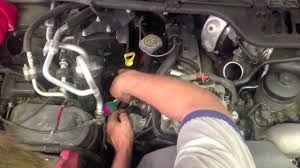 7 3 glow plug wiring harness glow plug removal on a 6 0 ford powerstroke diesel powerstroke injector harness