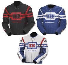 teknic impulse leather jacket