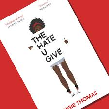 the cover for angie thomas s acclaimed black lives matter inspired novel the u give began ingly as a piece of protest art