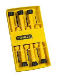 <b>Набор</b> из 6 <b>отверток</b> для точной механики 0-66-052 Stanley ...