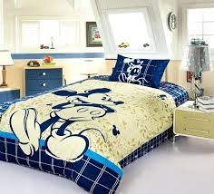 mickey mouse bedding twin mickey mouse blue bedding sets inside comforter set idea mickey mouse twin