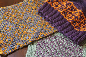 Houndstooth Knitting Pattern Chart Stunning Colorwork The Easy Way Mosaic Knitting Stitches