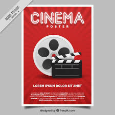 Movie Poster Free Template Movie Flyer Ohye Mcpgroup Co