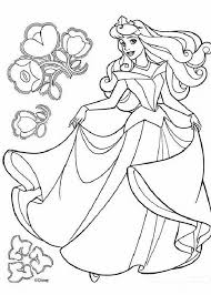 Small Picture Disney Princess Coloring Pages Free Printable Print Disney
