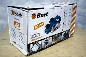 Обзор от покупателя на <b>Рубанок</b> электрический <b>Bort BFB</b>-<b>1300</b>-<b>T</b> ...