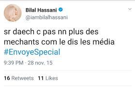 """Résultat de recherche d'images pour """"Bilal hassani tweets"""""""