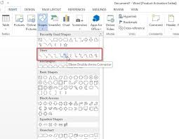 I've finally figured out the most maddening problem in microsoft word. Draw A Line In Ms Word 5 Simple Methods