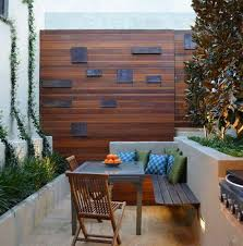 inspiration condo patio ideas. Condo Patio Ideas With Built In Bench Inspiration