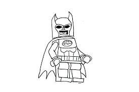 10 Dessins De Coloriage Batman Lego Imprimer Imprimer