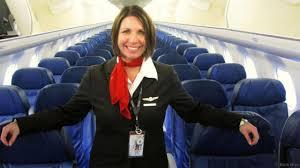 bbc travel meet the flight attendant who spreads joy in the skies flight attendant beth blair is living her childhood dream credit credit beth blair