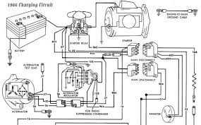 wiring diagram 1966 mustang ireleast info 1966 ford mustang alternator wiring diagram jodebal wiring diagram