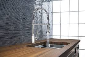 Granite Kitchen Sinks Pros And Cons Pros And Cons Of Wood Countertops For Kitchens Wood Countertop Blog